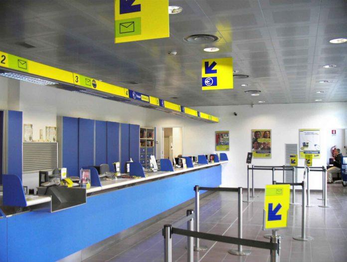 ufficio postale Ponza