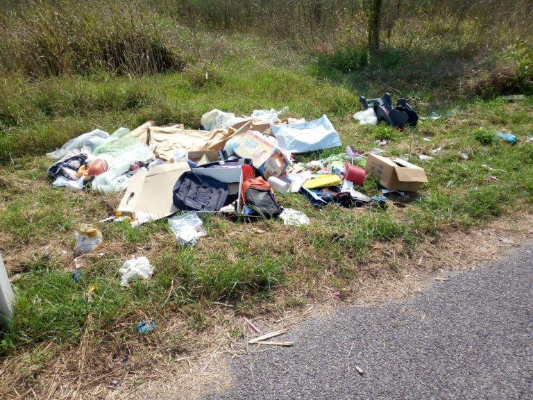 """Itri, fototrappole in azione contro i """"furbetti"""" dei rifiuti abbandonati"""