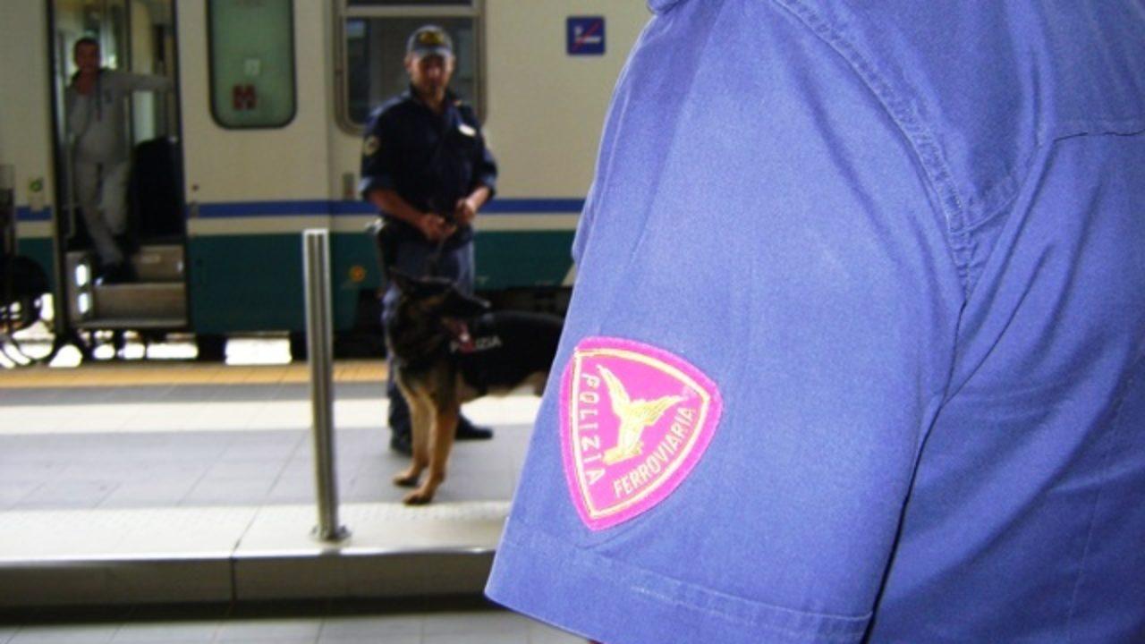 """Operazione """"Rail action day 24 blue"""", una denuncia alla stazione di Formia - LatinaQuotidiano.it"""