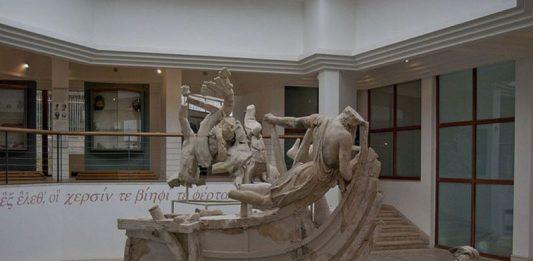 arresto dipendente musei