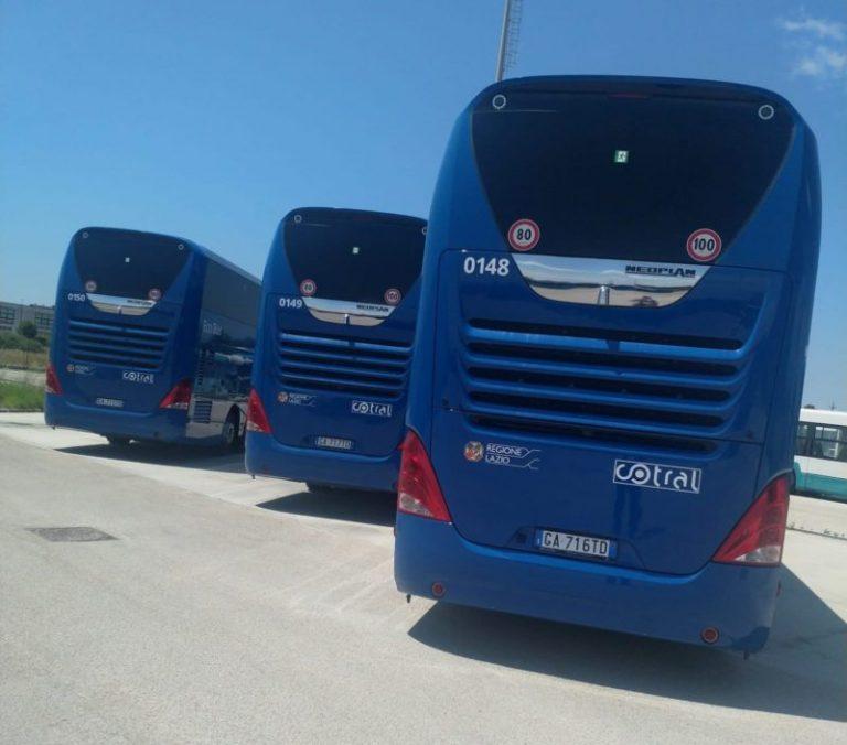 Lunedì riaprono le scuole: ecco l'orario aggiornato delle corse Cotral in tutto il Lazio