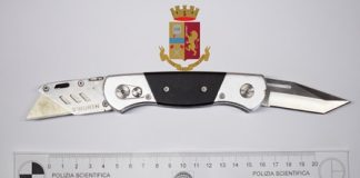 Cisterna coltello