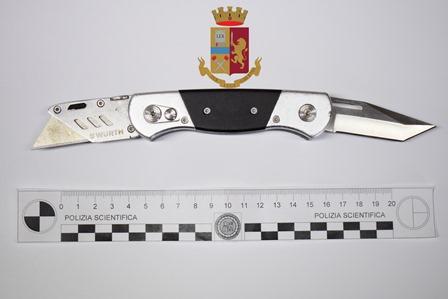 Cisterna coltello