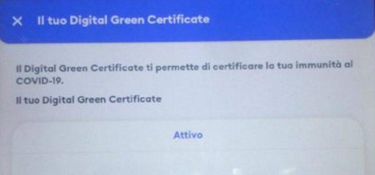 Green pass, da quando e come ottenerlo in Italia