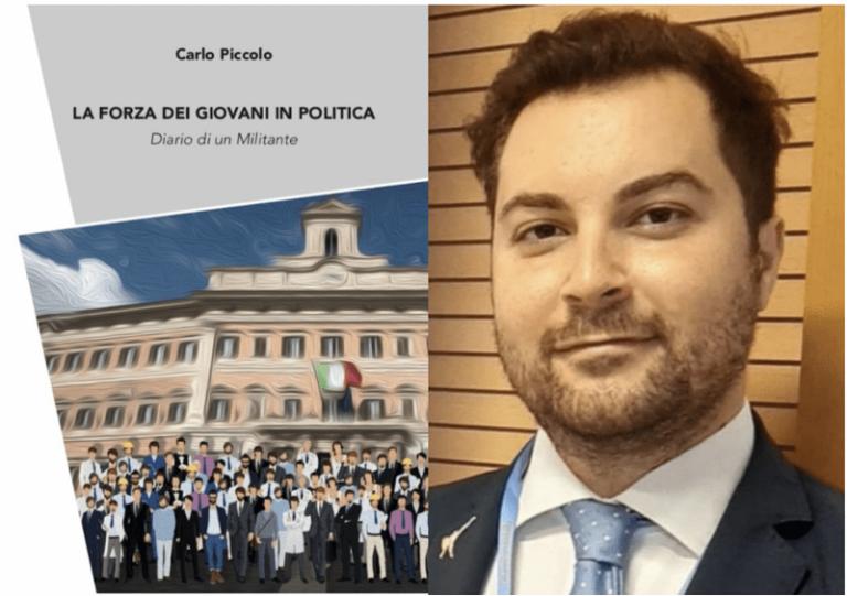 La forza dei giovani in politica nel libro di Carlo Piccolo