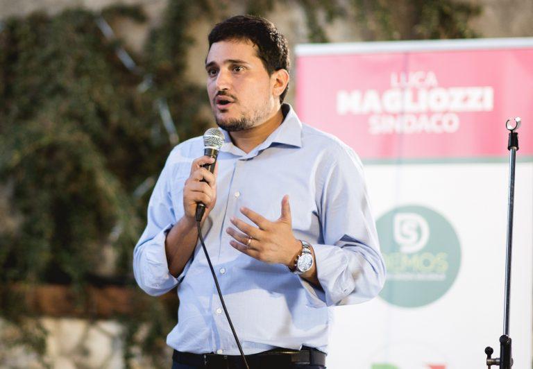 Elezioni, Formia: Luca Magliozzi spinge sul contrasto alla povertà educativa