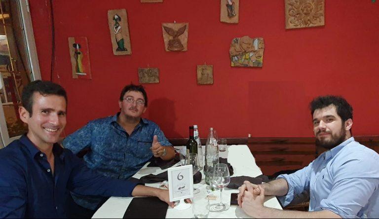 AlessandroScarponientra ufficialmente nel Partito Democratico di Aprilia
